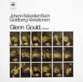 グールドのバッハ/ゴルトベルク変奏曲 独CBS 2937 LP レコード
