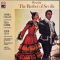 カラス&ガリエラらのロッシーニ/「セビリアの理髪師」全曲 英EMI 2937 LP レコード