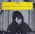 【オリジナル盤】アルゲリッチのショパン/ピアノソナタ第3番ほか 独DGG 2938 LP レコード