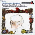 アンセルメのラヴェル/「子どもと魔法」  英DECCA 2938 LP レコード