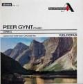フィエルスタートのグリーグ/「ペール・ギュント」の音楽  英DECCA 2938 LP レコード