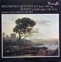 ウィーン・オクテットのベートーヴェン/五重奏曲&六重奏曲  英DECCA 2938 LP レコード