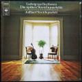 ジュリアード四重奏団のベートーヴェン/後期弦楽四重奏曲集  独CBS 2938 LP レコード