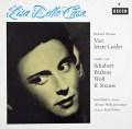 デラ・カーザ&ベームのR.シュトラウス/4つの最後の歌ほか   独DECCA 2938 LP レコード