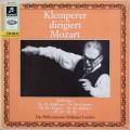 クレンペラーのモーツァルト/交響曲集「ハフナー」「リンツ」「プラハ」「ジュピター」ほか 独Columbia 2938 LP レコード