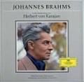 カラヤンのブラームス/交響曲全集 独DGG 2938 LP レコード