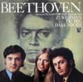 ズッカーマン、デュ・プレ&バレンボイムのベートーヴェン/ピアノ三重奏曲「幽霊」ほか 独EMI 2939 LP レコード