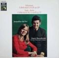 デュ・プレ&バレンボイムのシューマン/チェロ協奏曲ほか 独EMI 2939 LP レコード