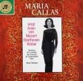カラスのモーツァルト、ベートーヴェン&ウェーバー/アリア集 独Columbia 2939 LP レコード