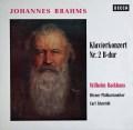 バックハウス&シューリヒトのブラームス/ピアノ協奏曲第2番  独DECCA 2939 LP レコード