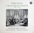 ボルヴィツキー&ロンネフェルトのハイドン/チェロ協奏曲第1&2番  独TELEFUNKEN 2939 LP レコード