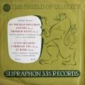 スメターチェク&クラウスのJ.シュトラウス二世/管弦楽曲集  チェコSUPRAPHON 2939 LP レコード