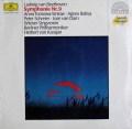 【未開封】カラヤンのベートーヴェン/交響曲第9番 「合唱付き」 独DGG 2939 LP レコード