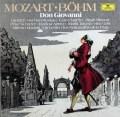 【未開封】ベームのモーツァルト/「ドン・ジョヴァンニ」全曲 独DGG 2939 LP レコード