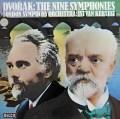 ケルテスのドヴォルザーク/交響曲全集 英DECCA 2940 LP レコード