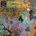 アンセルメのリムスキー=コルサコフ/「シェヘラザード」ほか 独DECCA 2940 LP レコード
