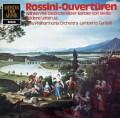 ガルデルリのロッシーニ/序曲集 独DECCA 2940 LP レコード