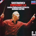 ハイティンクのショスタコーヴィチ/交響曲第1&9番  独DECCA 2940 LP レコード