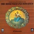 ラウテンバッハーのハインリヒ・ビーバー/「ロザリオのソナタ」全集  独FSM 2940 LP レコード