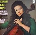 ワレフスカ&インバルのシューマン/チェロ協奏曲ほか  蘭PHILIPS 2940 LP レコード