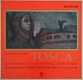 【ソリアシリーズ】カラヤンのプッチーニ/「トスカ」全曲   独RCA 2940 LP レコード