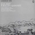 ヘブラー、グリュミオーらのシューベルト/ピアノ五重奏曲「ます」   蘭PHILIPS 2940 LP レコード