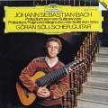 セルシェルのバッハ/リュートのための音楽 独DGG 2940 LP レコード