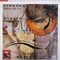 ラトルのシェーンベルク/「5つの管弦楽曲」ほか 独EMI 2941 LP レコード