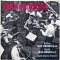 ロストロポーヴィチ&ブリテン/チェロ協奏曲  英DECCA 2941 LP レコード
