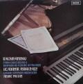 【オリジナル盤】アシュケナージ&プレヴィンのラフマニノフ/ピアノ協奏曲第4番ほか  英DECCA 2941 LP レコード