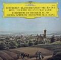 エッシェンバッハ&小澤のベートーヴェン/ピアノ協奏曲第5番「皇帝」  独DGG 2941 LP レコード
