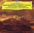 ミケランジェリ&ジュリーニのベートーヴェン/ピアノ協奏曲第5番「皇帝」  独DGG 2941 LP レコード