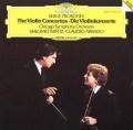 ミンツ&アバドのプロコフィエフ/ヴァイオリン協奏曲集  独DGG 2941 LP レコード