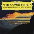 バーンスタインのシベリウス/交響曲第2番   独DGG 2941 LP レコード