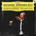ジュリーニのベートーヴェン/交響曲第9番「合唱付き」   蘭DGG 2941 LP レコード