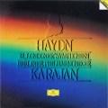 カラヤンのハイドン/ロンドン交響曲  独DGG 2941 LP レコード