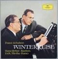 ホッターのシューベルト/「冬の旅」  独DGG 2941 LP レコード