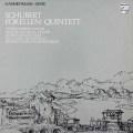 ヘブラー、グリュミオーらのシューベルト/ピアノ五重奏曲「鱒」  蘭PHILIPS 2941 LP レコード