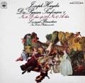 バーンスタインのハイドン/交響曲第86&87番  独CBS 2941 LP レコード
