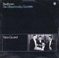 タートライ四重奏団のベートーヴェン/ラズモフスキー四重奏曲  独TELEFUNKEN 2941 LP レコード