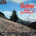 コーガン&コンドラシンのブラームス/ヴァイオリン協奏曲 英REGAL(EMI) 2941 LP レコード
