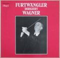 フルトヴェングラーのワーグナー/序曲、前奏曲集 独Dacapo 2941 LP レコード