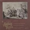 メンゲルベルクのバッハ/マタイ受難曲 蘭PHILIPS 2941 LP レコード