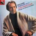 【オリジナル盤】ジュリーニのブルックナー/交響曲第9番  英EMI 2942 LP レコード