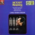 ジュリーニのモーツァルト/「レクイエム」  独EMI 2942 LP レコード