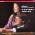 内田&テイトのモーツァルト/ピアノ協奏曲第22&23番  蘭PHILIPS 2942 LP レコード