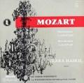 ハスキル&パウムガルトナーらのモーツァルト/ピアノ協奏曲第20&23番  独PHILIPS 2942 LP レコード