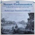 ルプー&ゴールドベルクのモーツァルト/ヴァイオリンソナタ集 vol.2  独DECCA 2942 LP レコード