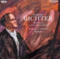 リヒテルのベートーヴェン/ピアノソナタ「熱情」&「葬送」  独RCA 2942 LP レコード