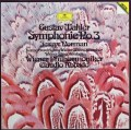 アバドのマーラー/交響曲第3番  独DGG 2942 LP レコード